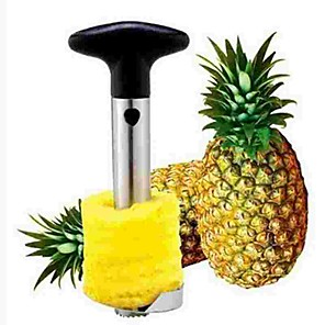 cheap Kitchen Utensils & Gadgets-Pineapple Peeler Kitchen Tools Accessories Stainless Steel Tool