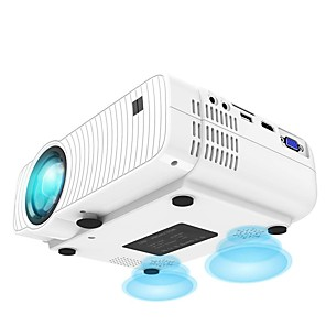 cheap Projectors-LITBest YJ333 LED Projector 3000 lm Android Support