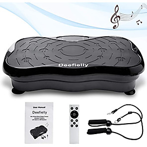 cheap Body Massager-The New Black Home Slimming Machine Lazy Weight Loss Vibration Sports Shaking Machine Thin Belly Shaping Machine
