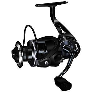 cheap Fishing Reels-Fishing Reel Spinning Reel 5.0:1, 4.7:1 Gear Ratio+14 Ball Bearings Hand Orientation Exchangable Sea Fishing / Freshwater Fishing / Trolling & Boat Fishing