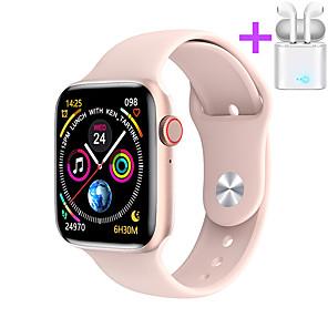 Недорогие Смарт-часы-JSBP PW-26 мужчины женщины SmartWatch для телефонов Apple / Samsung / Android 1,75 дюйма HD большой экран Bluetooth-трекер Фитнес-трекер поддержка монитора сердечного ритма измерения артериального