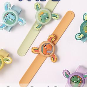 abordables Anti-moustique-1 Pièce Bracelets anti-moustiques Faciliter l'habillage Adorable Anti Moustique Anti-Moustique Pêche Extérieur Activités extérieures Indoor Outdoor Enfant Adulte