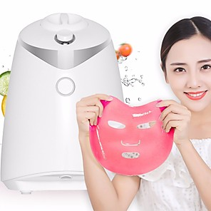 cheap Facial Care Device-Face Care DIY Homemade Fruit Vegetable Crystal Collagen Powder Beauty Facial Mask Maker Machine For Skin Whitening Hydrating