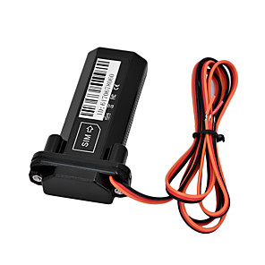 cheap Car Audio-Mini GPS Tracker Car Gps Locator Waterproof Built-In Battery GSM Motorcycle Vehicle Tracking Device Same AK-GT02 Online Software