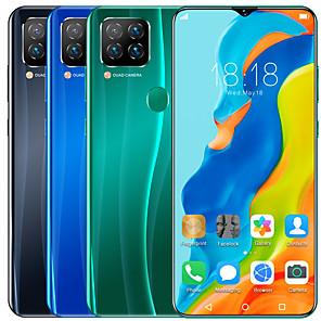 "cheap Cell Phones-Z&K P45 Pro 6.5 inch "" 4G Smartphone ( 2GB + 16GB 14 mp MT6582+MT6290 4800 mAh mAh )"