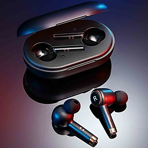cheap Sports Headphones-LITBest L2 Pro True Wireless Earbuds Smart Touch Control Led Digital Display Bluetooth 5.0 Headset Hd Call Automatic Call Back Bluetooth Smart Sports Running Mobile Phone Universal