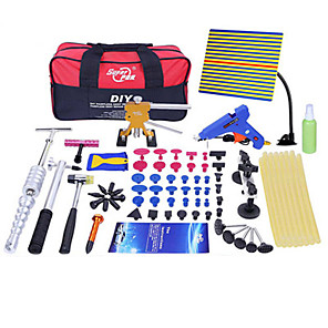 cheap Video Door Phone Systems-PDR-G-900 Hand Tool Set Removing Dents Car Dent Repair Tool Auto Car Body Repair Dent Puller Dents Auto Body Tool