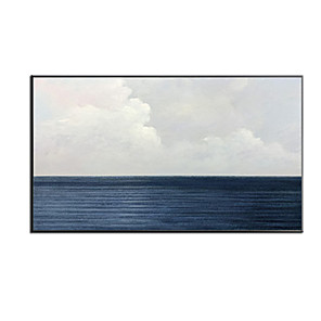 cheap Abstract Paintings-2020 Newest Decorative art handmade oil painting on canvas abstract landscape wall picture painting for living room Decor