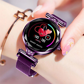 cheap Smartwatches-H1 Women Smart Watch Heart Rate Band Monitor Fitness Bracelet Sport Activity Tracker Smartwatch for IOS/Android Phones