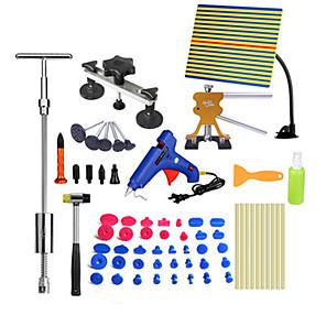 cheap Vehicle Repair Tools-PDR-G-347 Car Dent Repair Tool Kit Hand Tool Car Kit Paintless Dent Repair Tool Hail Damage Car Body for Any Car Body Dent Repair