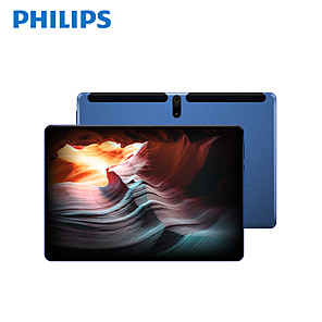 cheap Android Tablets-PHILIPS M9S 4G LTE 10.1 inch PC Kid Tablet FHD Dual cameras WIFI Bluetooth Tablets Android 9.0