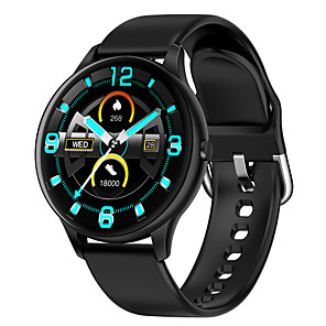 cheap Smartwatches-L21 Smart Watch Waterproof Blood Pressure Thermometer Fitness Tracker 8 Sport Modes Women Bracelet Smartwatch For Android IOS