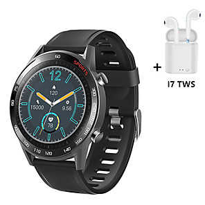 cheap Smartwatches-DT35 Smart Watch Bluetooth Calling IP67 Waterproof Heart Rate Monitor Men Women Sports Watches For Xiaomi Iphone
