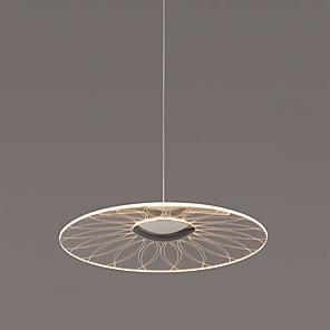 cheap Pendant Lights-38 cm Single Design Pendant Light Aluminum LED Modern 110-120V 220-240V