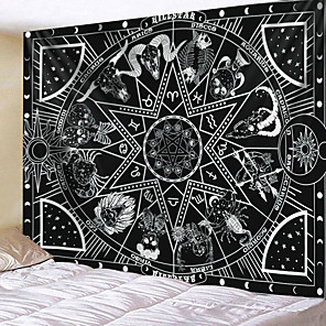cheap Wall Tapestries-Home Living Tapestry Wall Hanging Tapestries Wall Blanket Wall Art Wall Decor Skull Tapestry Wall Decor