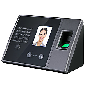 cheap Access Control & Attendance Systems-YK&SCAN FA20 Attendance Machine Record the Query Fingerprint / Password / ID Card Home / Apartment / School