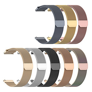 cheap Latin Dancewear-Stainless Steel Watch Band Strap for Huawei GT2e 22cm / 8.66 Inches 2.2cm / 0.9 Inches
