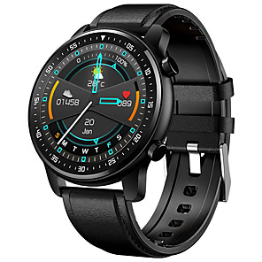 cheap Smartwatches-696 MT1 Unisex Smartwatch Smart Wristbands Android iOS Bluetooth Heart Rate Monitor Blood Pressure Measurement Hands-Free Calls Media Control Camera Control Pedometer Call Reminder Activity Tracker