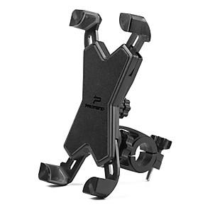 cheap Phone Mounts & Holders-Bike Phone Mount Portable Anti-Shake / Damping Durable for Road Bike Mountain Bike MTB Folding Bike Plastic Cycling Bicycle Black 1 pcs