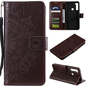 cheap Other Phone Case-Case For Motorola MOTO G5 E4 G5PLUS G6PLUS G6 MOTO G7 MOTO E4pLUS E5 G6 PLAY E5PLUS G8 POWER Card Holder Flip Pattern Full Body Cases Flower PU Leather TPU
