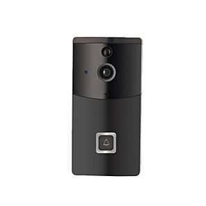 cheap Doorbell Systems-Anytek B30 Smart Door Bell Wireless WiFi Intercom Video Doorbell Camera Doorbell Receiver Set Camera Wifi Video Night Vision