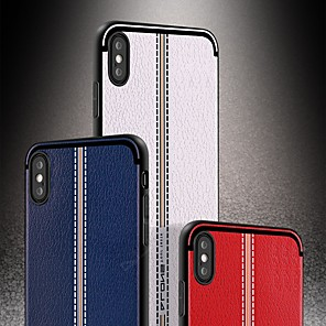 cheap Samsung Case-Case for Samsung Galaxy A9star 6 6plus 9 10 10s 30 40 50 70 80 J4 6 7p 7plus 7duo 8 8plusS10 20 10plus 20plus 20ultra M20 Shockproof Ultra-thin Back Cover Full Body Cases Lines Waves PU Leather TPU