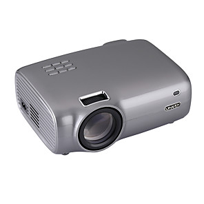 cheap Projectors-U43 Projector Compact 2600lm 1080P Full HD Compatible Home Projector Support Dropshipping