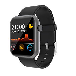 cheap Smartwatches-R3L Unisex Smart Wristbands Android iOS Bluetooth Heart Rate Monitor Blood Pressure Measurement Sports Calories Burned Health Care Pedometer Call Reminder Sleep Tracker Sedentary Reminder Alarm Clock