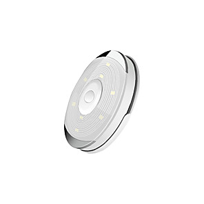 cheap LED Cabinet Lights-LED Cabinet Lights Colorful Touch Induction Night Light Dimmable Wardrobe Lighting Battery-powered