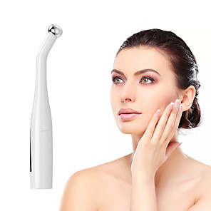 cheap Facial Care Device-2 In 1 Electric Eye Massager Anti-wrinkle Lifting And Tightening Micro Current Massage Negative Ion Introduction Eye Care Instrument