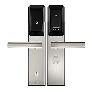 cheap Door Locks-Security Door Hotel Hotel Rental Apartment Intelligent Swipe Card Lock Electronic Induction Intelligent Lock Hotel Lock Customization