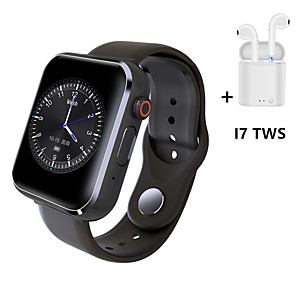 cheap Others-CF01 Smart Watch Sim Card Bluetooth For IOS Android Watches Music Player Smart Watch With Color Screen Pluggable Card