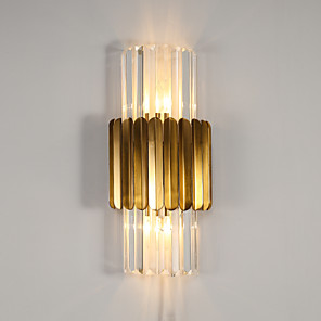 cheap Indoor Wall Lights-Mini Style Modern Wall Lamps & Sconces Shops / Cafes / Office Metal Wall Light IP44 220-240V 40 W