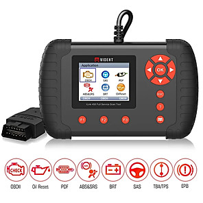 cheap OBD-VIDENT All Models 16pin 1 OBD - No ISO15765-4(CAN BUS) / SAE J1850 PWM / SAE J1850 VPW Vehicle Diagnostic Scanners