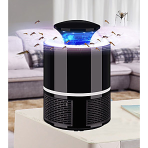 cheap Mosquito Repellent-1 Piece Mosquito Lamp Insect Mosquito Fly Killer Physical Mosquito Killing Traveling Outdoor Indoor Outdoor Adults'
