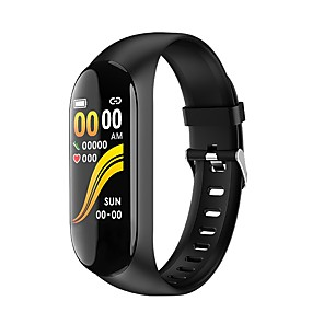 cheap Outdoor IP Network Cameras-Fitness Tracker - Activity Tracker with Heart Rate Monitor Smart Fitness Watch with Sleep Monitor Step Counter Calorie Counter Pedometer Watch for Women Men and Gift TEMPERATURE TEST