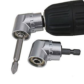 cheap Outdoor IP Network Cameras-105 Angle Screwdriver Set Socket Holder Adapter Adjustable Bits Drill Bit Angle Screw Driver Tool 1/4'' Hex Bit Socket