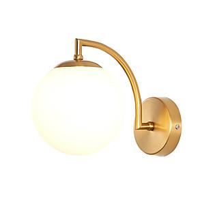 cheap Indoor Wall Lights-Eye Protection Traditional Classic Modern LED Wall Lights Living Room / Bedroom Metal Wall Light 110-120V / 220-240V 12 W