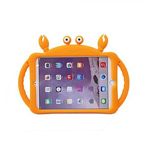 billige iPad-etui-etui til apple ipad mini 1 2 3 ipad mini 4 ipad mini 5 med stativmønster bakomslag animalsk tegneserie silikagel