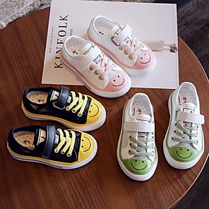 cheap Kids' Sandals-Boys' / Girls' Sneakers Comfort Synthetics Little Kids(4-7ys) Black / Pink / Green Summer / Fall / Rubber