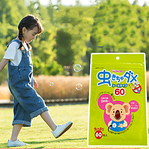 cheap Mosquito Repellent-1 Pack Mosquito Repellent Stickers Easy dressing Lovely Repellent Anti-Mosquito Fishing Outdoor Outdoor activities Indoor Outdoor Kid's Adults'