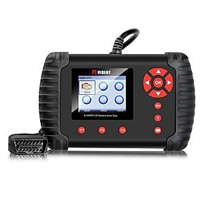 billiga OBD-vident ilink440 fyra systemläsningsverktyg bilkodeläsare för motor / transmission / abs / ab / srs felsökning oljeljusåterställning + epb-service + batterikonfiguration