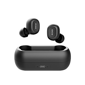 cheap TWS True Wireless Headphones-QCY T1C TWS True Wireless Headphones Customized APP Pairing Pop Up Window Stereo Earbuds Bluetooth 5.0 Support AAC SBC Sound Smart Touch Control Wireless Earphones