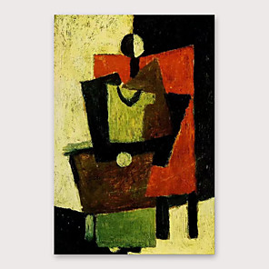 cheap Abstract Paintings-IARTS®Hand Painted Work and rest area Oil Painting   with Stretched Frame For Home Decoration