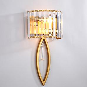 povoljno LED Strip svjetla-moderne zidne svjetiljke u mini stilu& sconces trgovine kafići ured metalna zidna rasvjeta ip44 220-240v 40 w