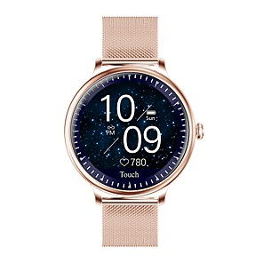 cheap Smartwatches-NY12 Smart Watch Women Heart Rate Monitor Blood Pressure Calories Multi-sport Smartwatch For Android IOS