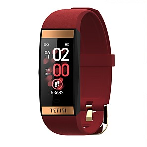 cheap Smartwatches-Ckyrin W1 B Men Women Smartwatch Android iOS Bluetooth Waterproof Touch Screen Heart Rate Monitor Blood Pressure Measurement Sports ECG+PPG Timer Stopwatch Pedometer Call Reminder