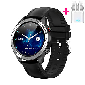 cheap Smartwatches-JSBP R5 Men Women Smartwatch for Android Samsung/Huawei /Xiaomi/Sony Phone iOS Apple Phone BT Waterproof Custom Dial/Mass Dial Selection/Full Touch Screen Smart watch Smart Wearable Bracelet