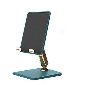 cheap Phone Mounts & Holders-Desk Mount Stand Holder Foldable / Adjustable Stand / 360° Rotation Adjustable / 360°Rotation Metal / ABS Holder