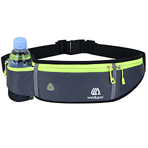 cheap Running Bags-1 L Armband Hiking Sling Backpack Lightweight Breathability Stretchy Outdoor Fitness Marathon Racing Nylon Dark Grey Black Purple